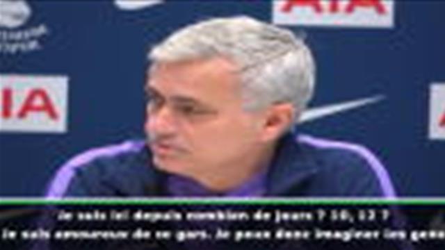 Tottenham - Mourinho en admiration devant Son