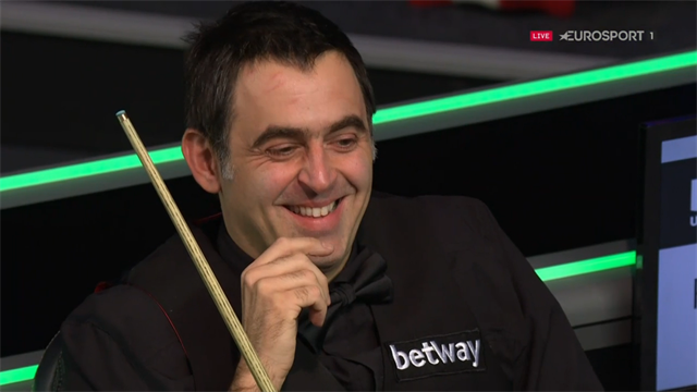 Day 5 highlights: O'Sullivan in sparkling form in Cardiff