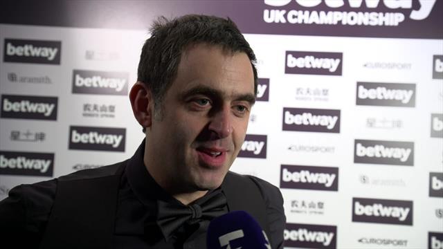Hobbling O'Sullivan in fine form after win over 'King of the flukes' Noppon Saengkham