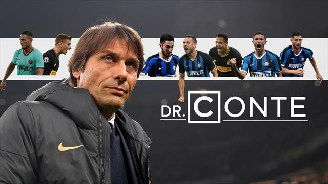Inter prima, ma incerottata: con Gagliardini sono 16 infortuni in 4 mesi per Conte
