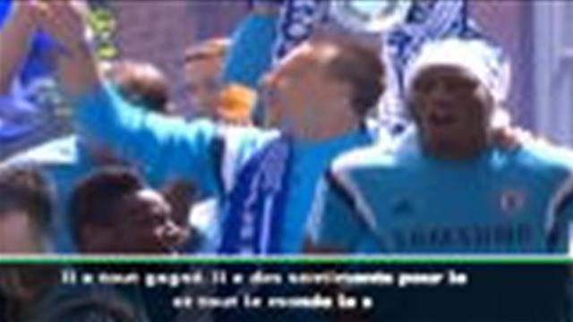 """15e j. - Lampard s'attend à un accueil """"émouvant"""" pour Terry, de retour à Stamford Bridge"""