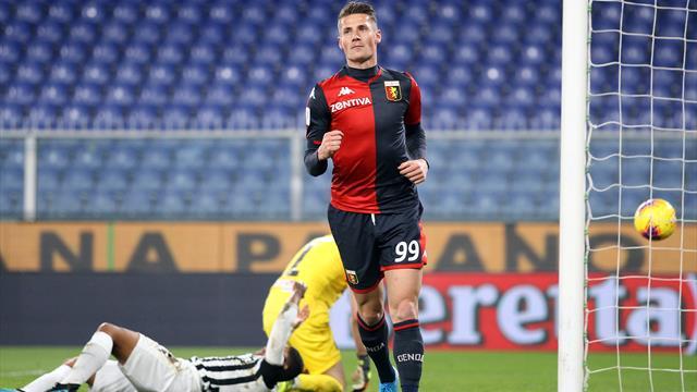 Il Genoa rischia, ma passa in rimonta: 3-2 sull'Ascoli, Thiago Motta tira un sospiro di sollievo