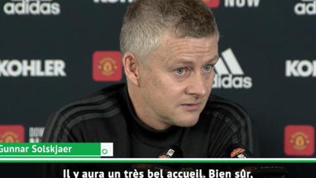"""15e j. - Solskjaer : """"Mourinho sera bien reçu par Old Trafford"""""""