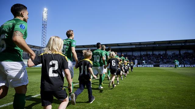 Датский клуб клюнул на фейкового футболиста и сдал его полиции после первой тренировки