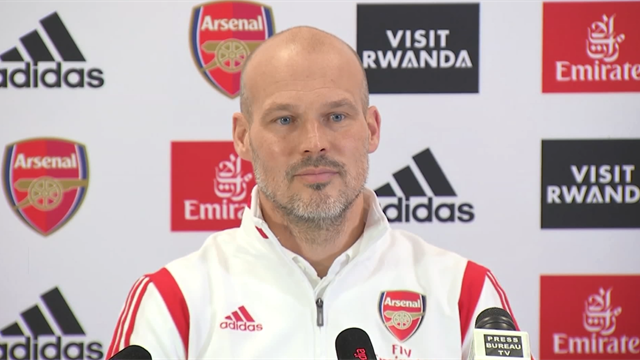 Ljungberg – 'The way to change the atmosphere at Arsenal is to play better football'