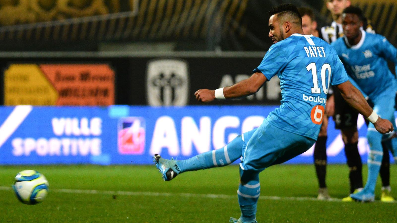 """Résultat de recherche d'images pour """"Angers 0:2 Olympique Marseille"""""""