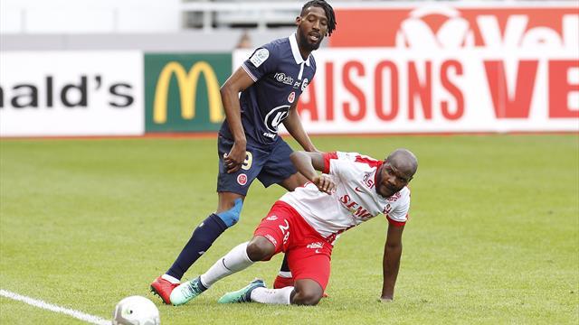"""Poursuivi pour """"harcèlement moral"""" par Ngamukol, le Stade de Reims relaxé"""