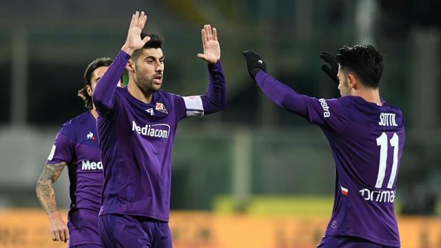 Fiorentina-Cittadella, Commisso: