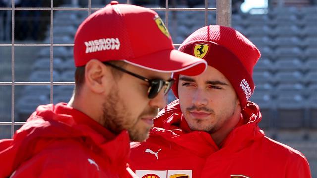 """Ex-Weltmeister kritisiert Leclerc: """"Wollte sofort zeigen, wer hier der Boss ist"""""""