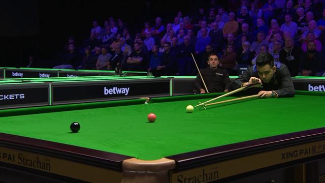 Snooker | Dag 4 stond in het teken van anticiperen op de fouten van anderen