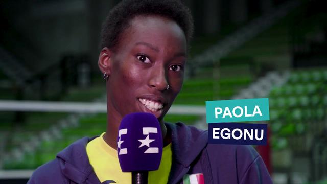 60 Seconds Pro con Paola Egonu: il servizio