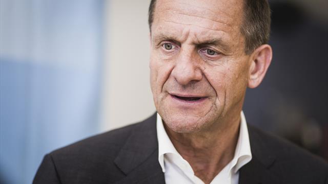 Hörmann kritisiert Eisschnelllauf-Bundestrainer für Treffen mit Doping-Verdächtigem
