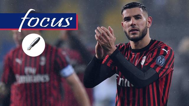 Theo Hernández si è preso il Milan, ma senza Champions Deschamps lo snobberà