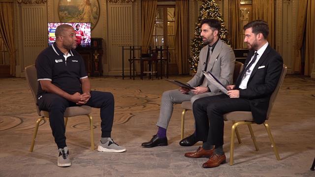 """Interviu eveniment cu John Barnes pentru Eurosport: """"Societatea este vinovată pentru rasism"""""""