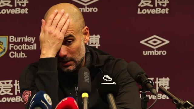 "Pep mit dem Kopf bei Bayern: ""What the f***?"""