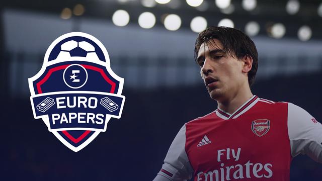 Juve target Bellerin as part of double Prem swoop - Euro Papers