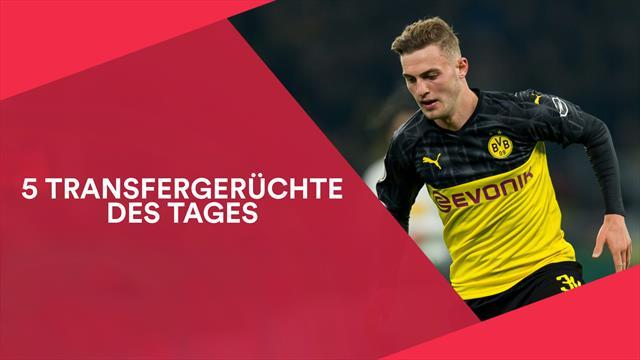 BVB-Quartett zu haben: Diese Youngster will Borussia verleihen