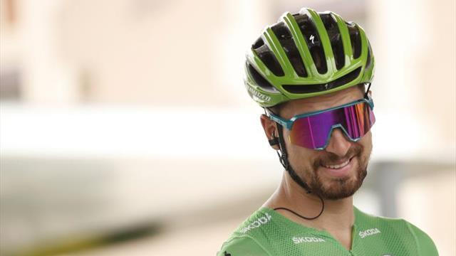 Sagan programa el Giro y el Tour antes de los Juegos de Tokio