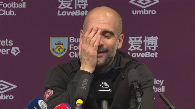 Guardiola, indizio sul suo futuro? Nomina il Bayern Monaco al posto del City in conferenza