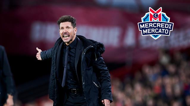 L'Atlético a un besoin urgent d'attaquant, ce sera Cavani... ou un autre