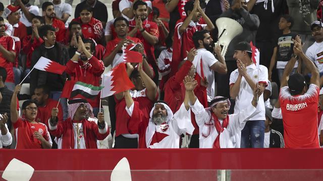 Pour la première fois depuis deux ans, Bahreïn envoie ses supporters au Qatar