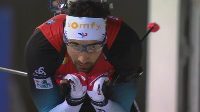 Un tir groupé d'exception : le résumé d'une course mémorable pour le biathlon tricolore