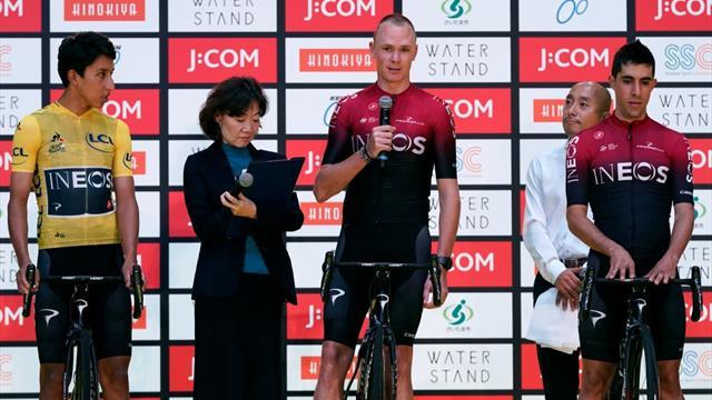 Chris Froome asegura que no estará para el Giro y centra toda su recuperación para el Tour 2020