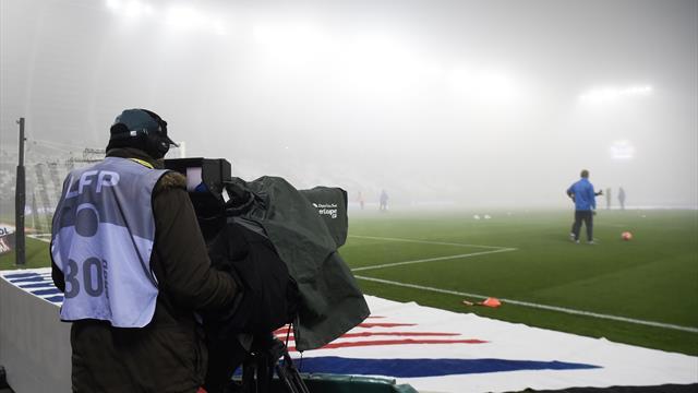 Amiens - Reims reporté en raison du brouillard