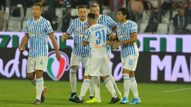 Goleada SPAL, il Lecce crolla per 5-1: agli ottavi per Semplici c'è il Milan