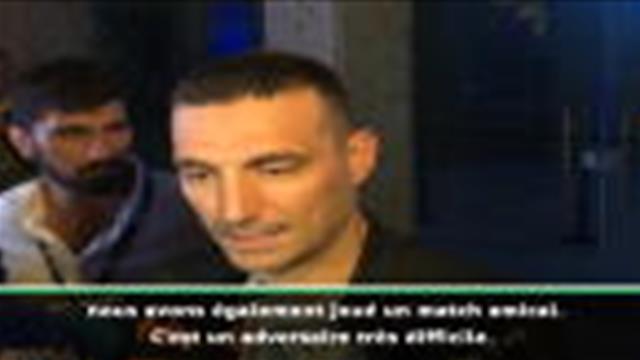 Copa America 2020 - Un Argentine-Chili pour commencer : les réactions de Scaloni et Rueda