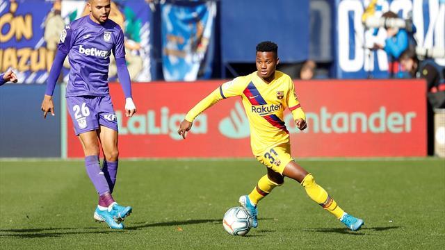 Mit Mega-Ausstiegsklausel: Barça bindet Wunderkind Fati