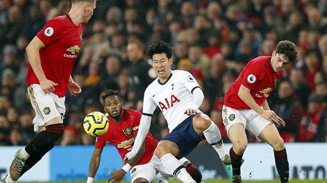 2-1. El Manchester United se venga de Mourinho
