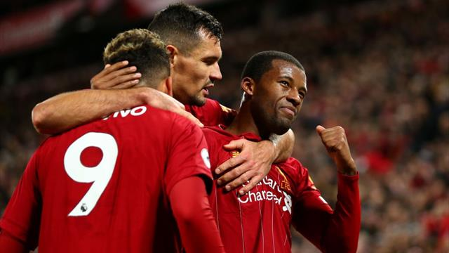 Liverpool claim derby spoils as Everton slip into bottom three