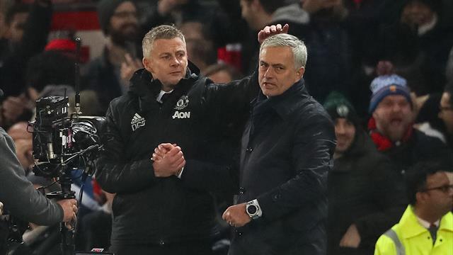 United find it 'easier' against big teams, says Mourinho