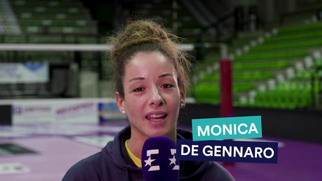 60 Seconds Pro con Monica De Gennaro: la ricezione