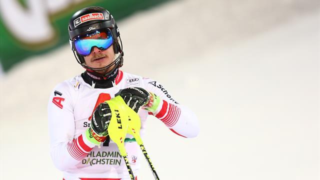 Saisonaus? Bittere Diagnose für Slalomspezialist Feller
