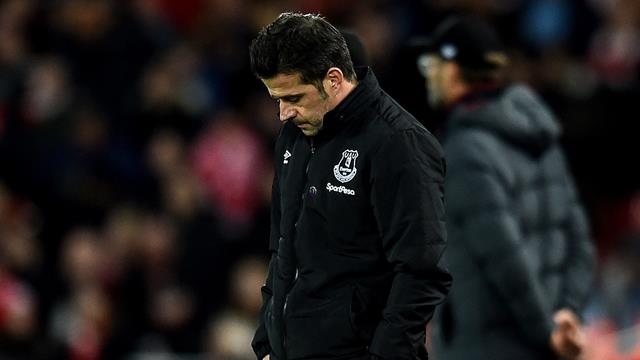 Marco Silva n'est plus l'entraîneur d'Everton