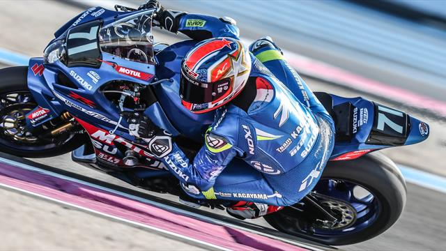 Takuya Tsuda joins JEG Racing Team at Sepang