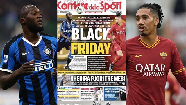 """Incorrigible, le Corriere dello Sport dénonce un """"lynchage"""""""