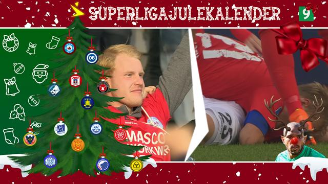 6. december: Da Silkeborg fik sæsonens eneste sejr i en hæsblæsende kamp mod AGF