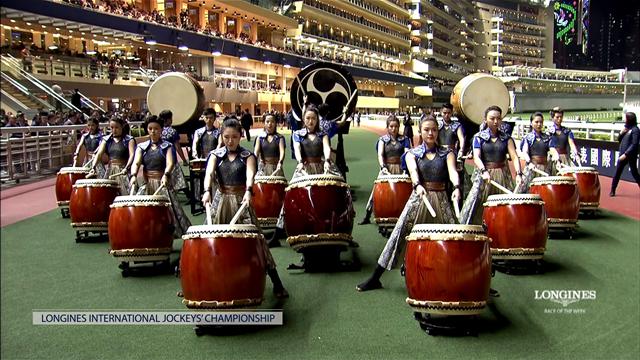 Longines International Jockeys' Championship: Dream Warriors triunfa en Hong Kong