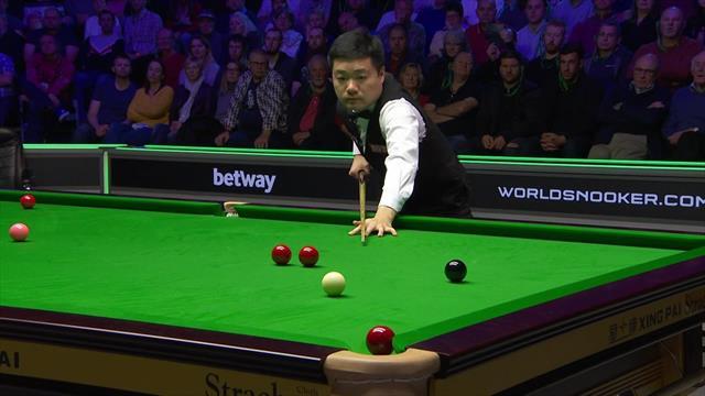 UK Championship: Ding Junghui l-a învins pe Ronnie O'Sullivan