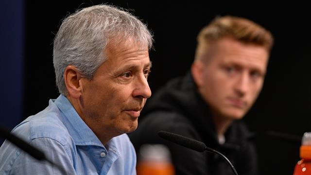 Reus in der Krise? Das sagt Favre zum BVB-Kapitän