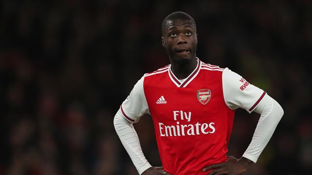 Arsenal creuse encore
