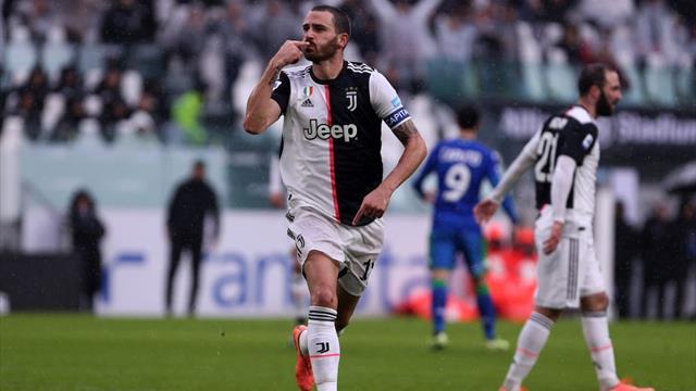 Juve, Bonucci: