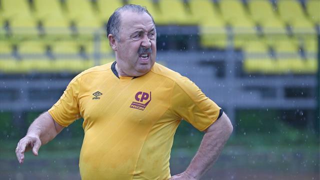 Газзаев: «В проекте объединенного чемпионата России и Украины было отработано все до мелочей»