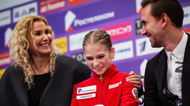 «Она невероятный тренер, но...» Корпи снова раскритиковала работу Тутберидзе