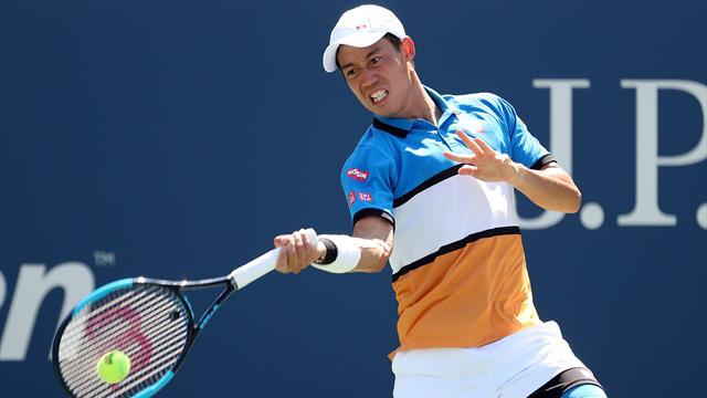 Kei Nishikori déclare forfait pour l'Open d'Australie