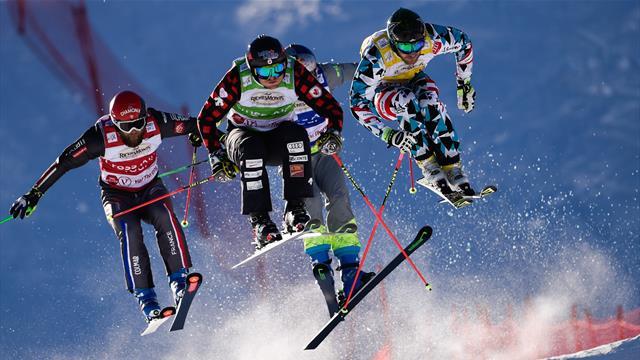 Drury kicks off Ski Cross World Cup season with victory