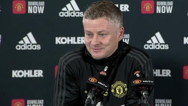 Solskjaer: 'Manchester derby doesn't matter more than Spurs'